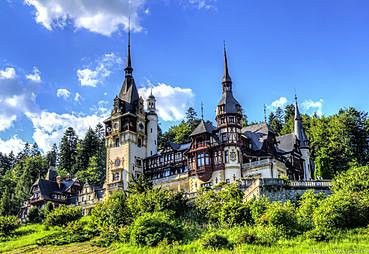 Bükreş Transilvanya Şatolar Turu