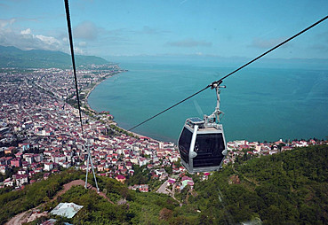 Ordu - Giresun - Trabzon