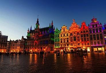 Paris-(Brugge)-Brüksel-Amsterdam