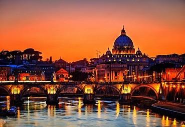 Bari veya Brindisi-Roma