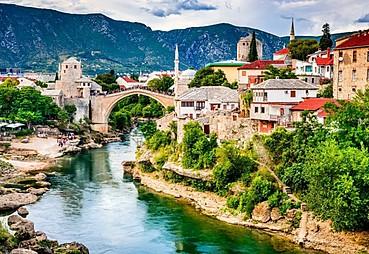 Trebinje – Kotor – Budva – Podgorica