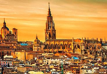 Büyük İspanya ve Endülüs Turu