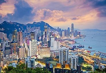 HONG KONG –DUBAI- İSTANBUL