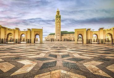 Marakeş - Casablanca - İstanbul