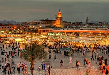 Casablanca - Marakeş