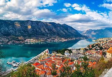 Trebinje – Herceg Novi - Kotor – Budva – İşkodra - Tiran