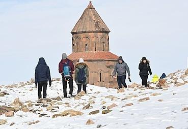 İstanbul - Ankara - Kars