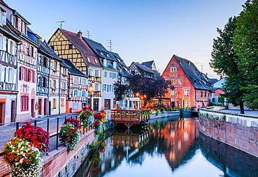 Cenevre - Bern - Alsace