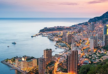 İstanbul – Milano – Cenova – Monaco – Monte Carlo – Nice