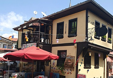 İstanbul-Eskişehir