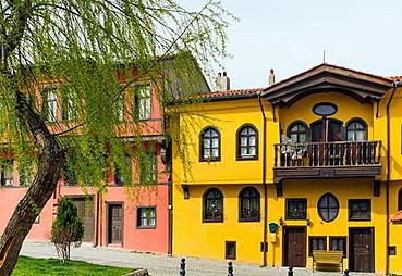 İstanbul - Eskişehir - Odunpazarı.