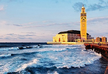 MARRAKECH – CASABLANCA