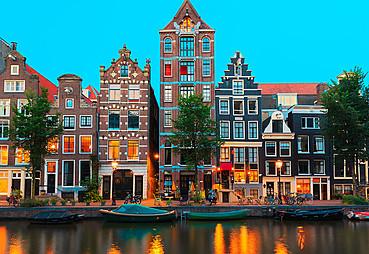 Flash Promosyon Amsterdam Turu