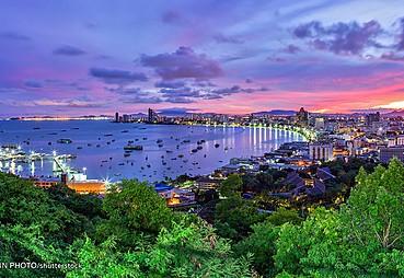 Pattaya - Bangkok - Amman - İstanbul