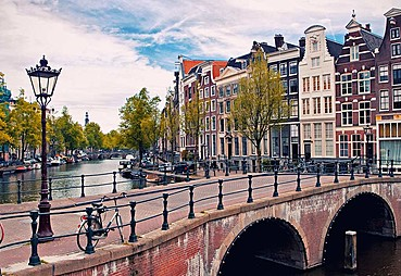 Amsterdam - Rotterdam - Brüksel