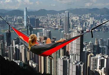 Hong Kong - Bangkok