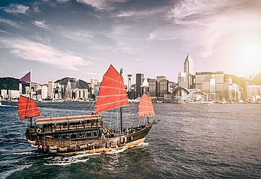 Singapur - Hong Kong