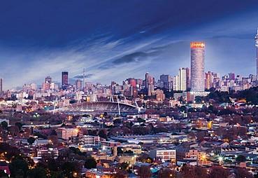 Johannesburg - Dubai