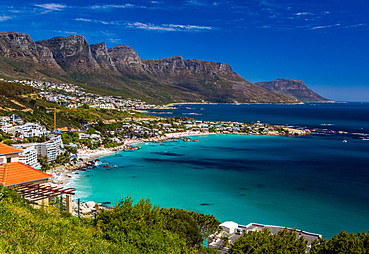 ISTANBUL/CAPE TOWN