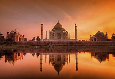 Katmandu – Delhi – Agra
