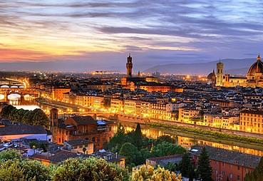 Venedik – (Venedik Şaheserleri ve Ferrara Turu) – Floransa
