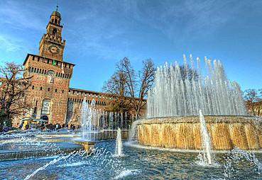 İstanbul - Bergamo - Milano