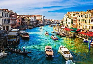 Klasik İtalya Turu (Venedik gidiş)