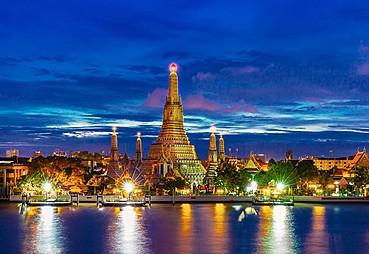 BANGKOK – (Yüzen Çarşı & Yılan Çiftliği ve Tapınaklar Turu) – PATTAYA