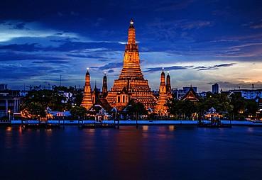 PHUKET – BANGKOK – (Akşam Yemekli Tekne Turu ve Bangkok Gece Turu)