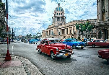 İstanbul - Moskova - Havana