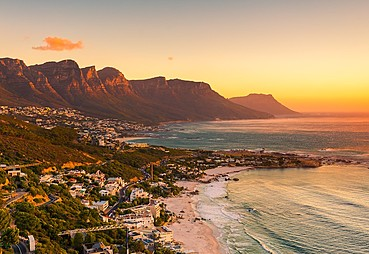 Cape Town - Johannesburg