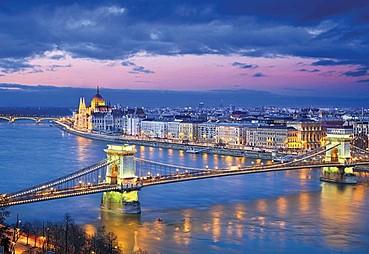 İstanbul - Budapeşte - Viyana