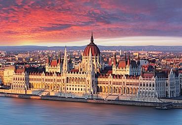 Orta Avrupa Turu Prag Gidiş Budapeşte Dönüş