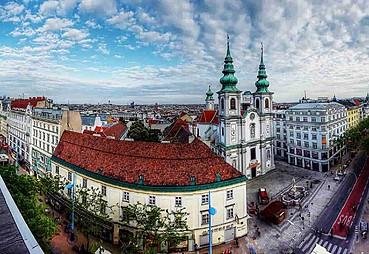 BUDAPEŞTE - BRATİSLAVA - PRAG