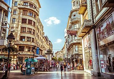 İstanbul - Belgrad