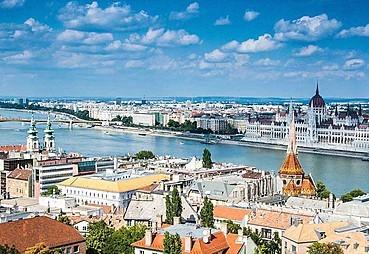 Ljubjana - Bled - Hallstat - Viyana
