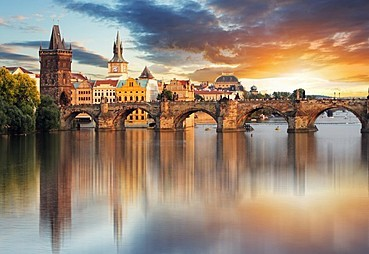 Viyana - Cesky Krumlov - Prag