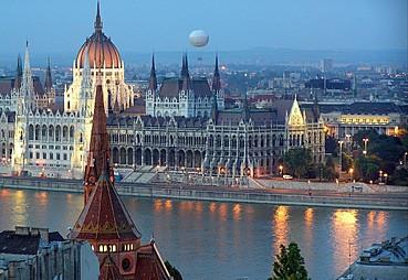 Prag - Bratislava - Budapeşte