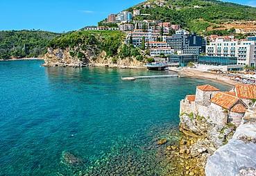 Podgorica- Budva – Kotor – Dubrovnik – Trebinje veya Çevresi