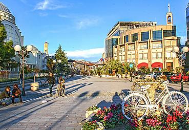 Ohrid –(St.Naum)- Tiran – Podgorica veya Çevresi