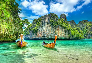 Phuket & Pattaya & Bangkok Turu