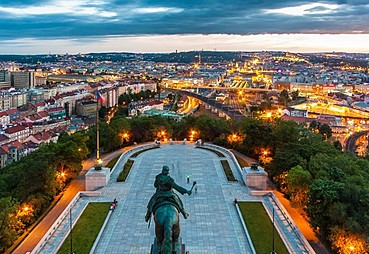 Prag - İstanbul