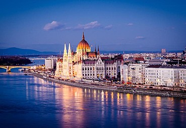 Promosyon Baştan Başa Orta Avrupa Turu (Viyana Başlar)