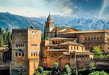 Cordoba - Granada - Murcia