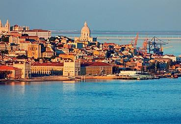 Madrid - Caceres - Lizbon