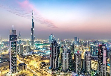 Dubai – Sharjah – İstanbul