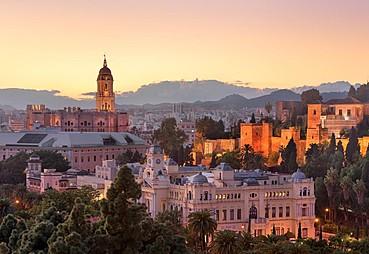 İstanbul - Malaga - Granada