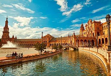 Sevilla - Malaga - İstanbul