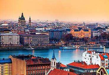 İstanbul – Belgrad - Budapeşte