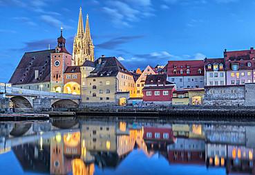 Romantik Yol ve Orta Çağ Kasabaları Turu